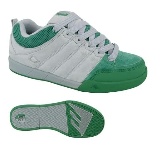 Amazon.com: Emerica Ellington 2 Grey/Green