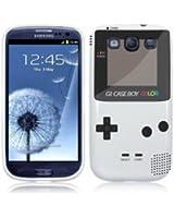 Etui de créateur pour Samsung Galaxy S3 i9300 - Etui / Coque / Housse de protection en TPU/gel/silicone avec motif cool gameboy couleur