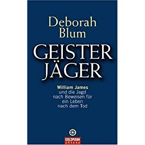 eBook Cover für  Geister J xE4 ger William James und die Jagd nach Beweisen f xFC r ein Leben nach dem Tod