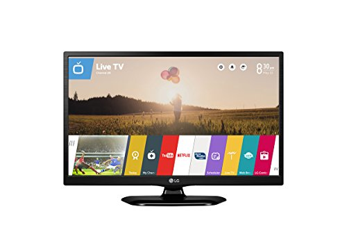 Review Of LG Electronics 24LF4820 24-Inch 1080p Smart LED TV
