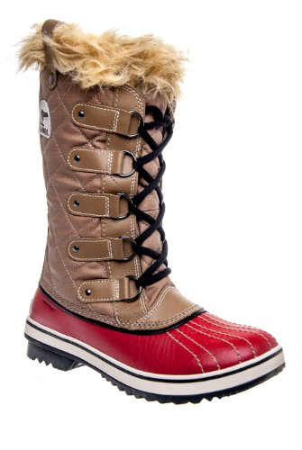 Sorel Tofino Joan Tall Low Heel Winter Boot