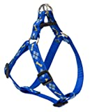 Lupine 3/4″ Dapper Dog 20-30 Step In Dog Harness by NYC Leather Factory Outlet