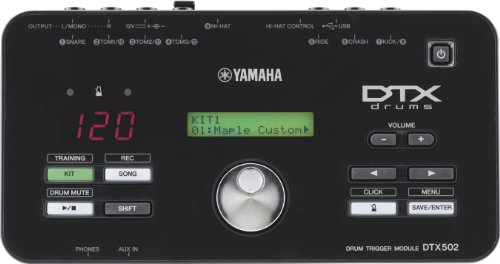 Yamaha DTX502 Electronic Drum Trigger Module (Electric Drums Yamaha compare prices)