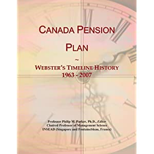 Canada Pension Plan History | RM.