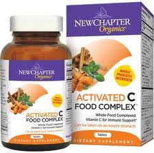 New Chapter C Food Complex, 30 Count (Pack Of 2)