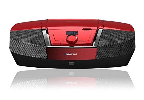 Blaupunkt BB12BRD Radio Portatile Boombox con Lettore CD MP3 USB