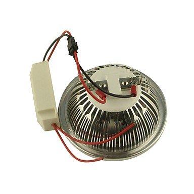 Rayshop - Dimmable Ar111 G53 10W Cob 1000Lm 6000K Cool White Led Spot Lamp Light(Ac100-130V)