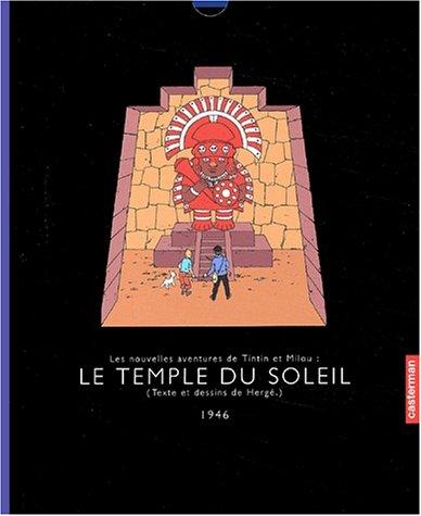Les Nouvelles Aventures de Tintin et Milou : Le Temple du soleil