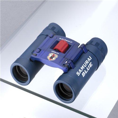 Kowa Binoculars Soccer Japan Representative Model 21Mm 8 Times (Blue Samurai) Roof Kd21-8S (Japan Import)