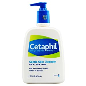 Cetaphil Gentle Skin Cleanser 16 Ounce