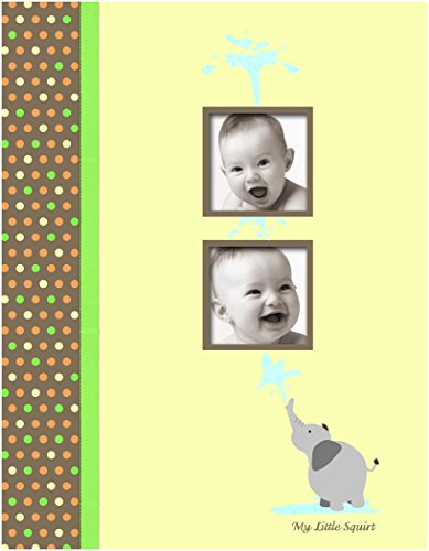 Havoc Gifts 1646-7 Baby Record Book Photo Album, Unisex