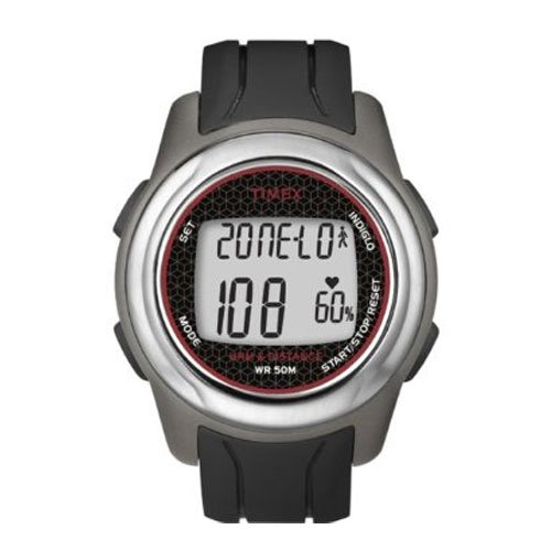 Image of Timex Health Touch Plus Heart Rate Monitor Watch (B0087EJ3CC)