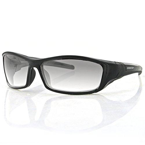 Bobster Hooligan Photochromic Sunglasses (Black, One Size)