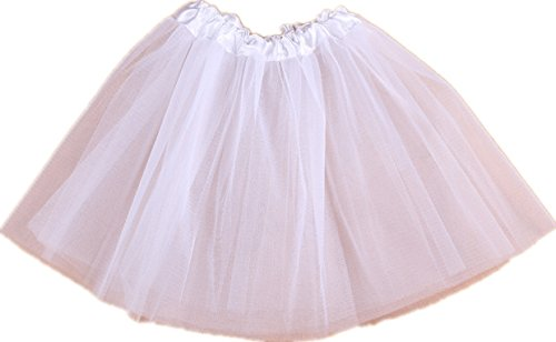 Tortoise & Rabbit® Little Girls' Ballet Tutu Skirts