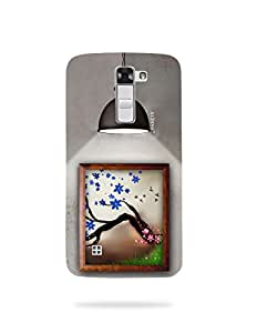 alDivo Premium Quality Printed Mobile Back Cover For LG K10 / LG K10 Back Case Cover (MKD166)