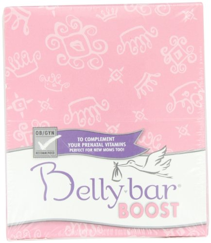 Sale!! Bellybar Boost, S'more To Love, Marshmallow, Graham and Chocolate, 8-Count
