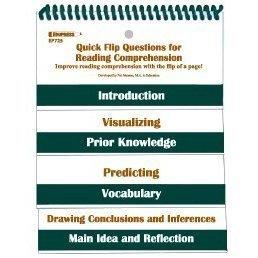 Quick Flip Questions for Reading Comprenhension