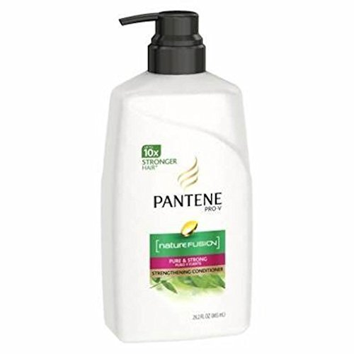 Pantene Pro V Nature Fusion Pure and Strong Strengthening Conditioner - 29.2 oz (Pantene Nature Fusion Conditioner compare prices)