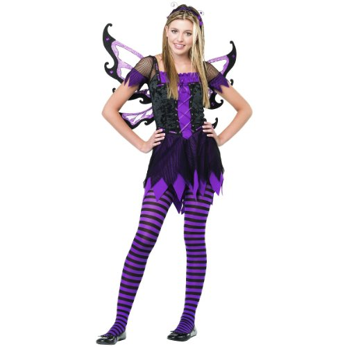 Amethyst Fairy Costume - Teen Medium/Large