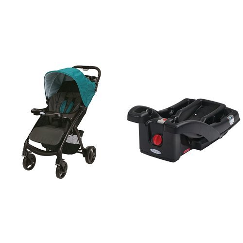 awardwiki graco snugride click connect 30 35 lx infant car seat base black. Black Bedroom Furniture Sets. Home Design Ideas