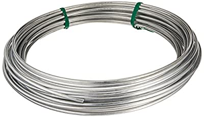 The Hillman Group 122062 Galvanized Utility Wire, 9-Gauge