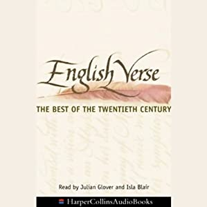 English Verse Audiobook