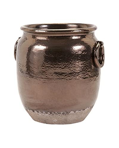 Delmar Oversized Vase, Copper