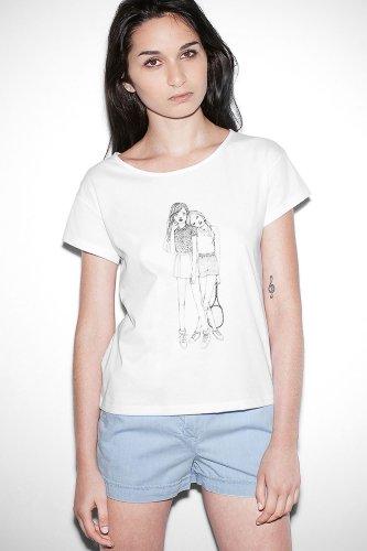 L!ve Short Sleeve Printed T-shirt