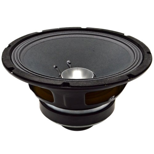 Seismic Audio - Coax-10 - 10 Inch Coaxial Speaker 250 Watts - Pro Audio Pa Dj Replacement - 8 Ohms