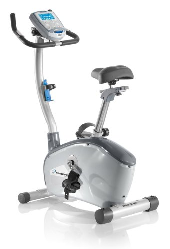 Check Out This Nautilus U514 Upright Exercise Bike