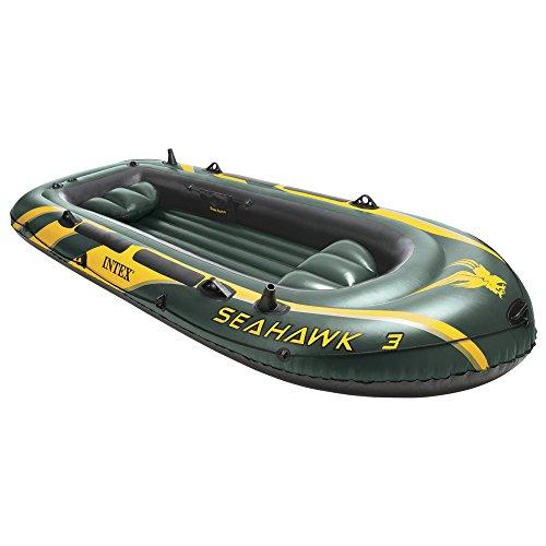 Boot Seahawk 3, grün, 295 x 137 x 43 cm