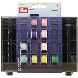 Prym 3 x 13 x 16 cm Bobbin Box for 32 Bobbins