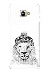 Samsung Galaxy A9 Pro Cover, Designer Printed Back Case, Back Cover by CareFone