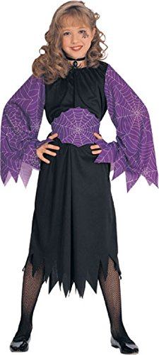 Rubie's Costume Witch Of The Webs Child Costume, Medium