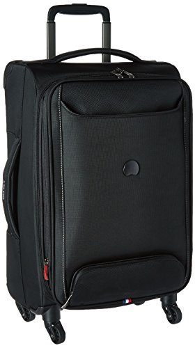 delsey-luggage-chatillon-21-carry-on-exp-spinner-trolley-black