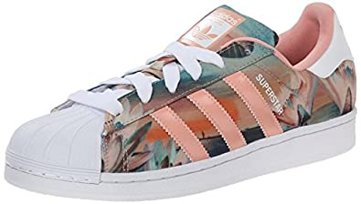 Amazon.com: adidas Originals Women's Superstar W Casual ...