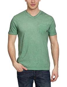 Vans Herren T-shirt Fitzgerald, envy green, L (LRG, Size 1031), VMDY7UW