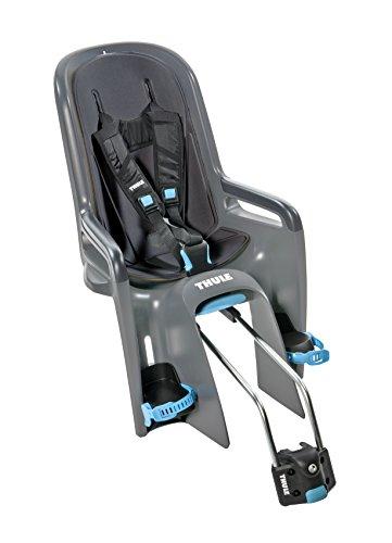 Thule Ridealong 100101 Child Bike Seat, Light Gray front-882774