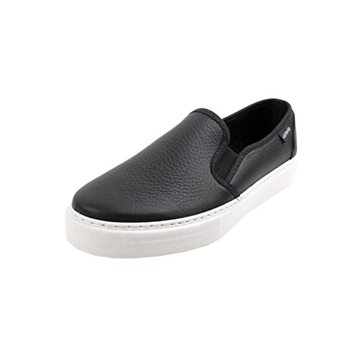VICTORIA 125038 NEGRO VITELLO NERO SLIP ON