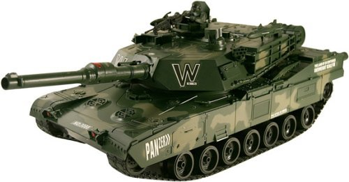 Large RC Abrams Tank