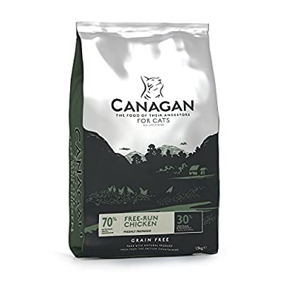 Canagan Complete - Grain Free, Free Run Chicken Cat food