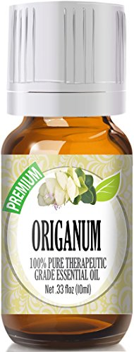 Origanum 100% Pure, Best Therapeutic Grade Essential Oil - 10ml