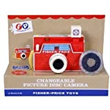 Basic Fun Inc Fisher Price Changeable Picture Disk Camera Kids, Infant, Child, Baby Products
