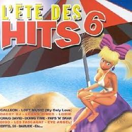 L'Eté des hits Vol.6