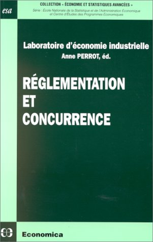 Reglementation et concurrence (Collection
