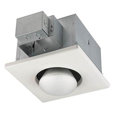 NuTone 9412D 250W Infrared Bulb Heater,