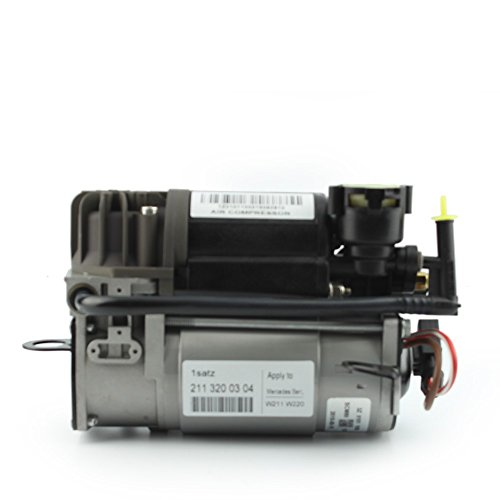 PAOMOTORING Air Suspension Compressor For Mercedes-Benz W220 W211 W219