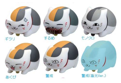 夏目友人帳 ニャンコ先生 フィギュアボトルキャップ3 BOX