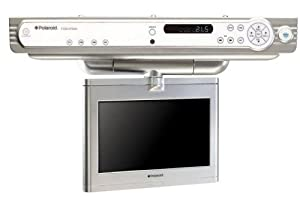 Polaroid FCM-0700A 7-Inch Under-the-cabinet LCD TV