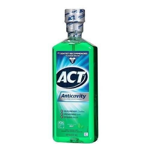 Image Result For Act Mouthwash Amazon